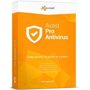 avast! Pro Antivirus 1 PC / 1 Year