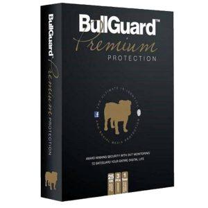 BullGuard Premium Protection + 25GB Backup 1 PC / 1 Year Unique Global Key