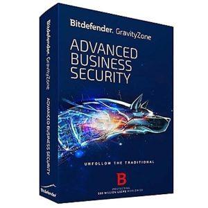 Bitdefender GravityZone Advanced Business Security (5-100 Seats) 1 YEAR