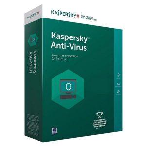 Kaspersky Anti-Virus 3 PC 1 Year Europe Activation Code